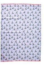 Rice Keukenhanddoek/theedoek katoen - Hummingbird