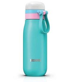 Zoku Ultralichte RVS drinkfles 475 ml - Turquoise