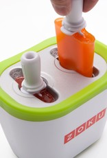 Zoku Quick pop maker - Duo paars