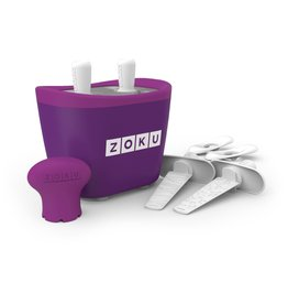 Zoku Quick pop maker - Duo paars