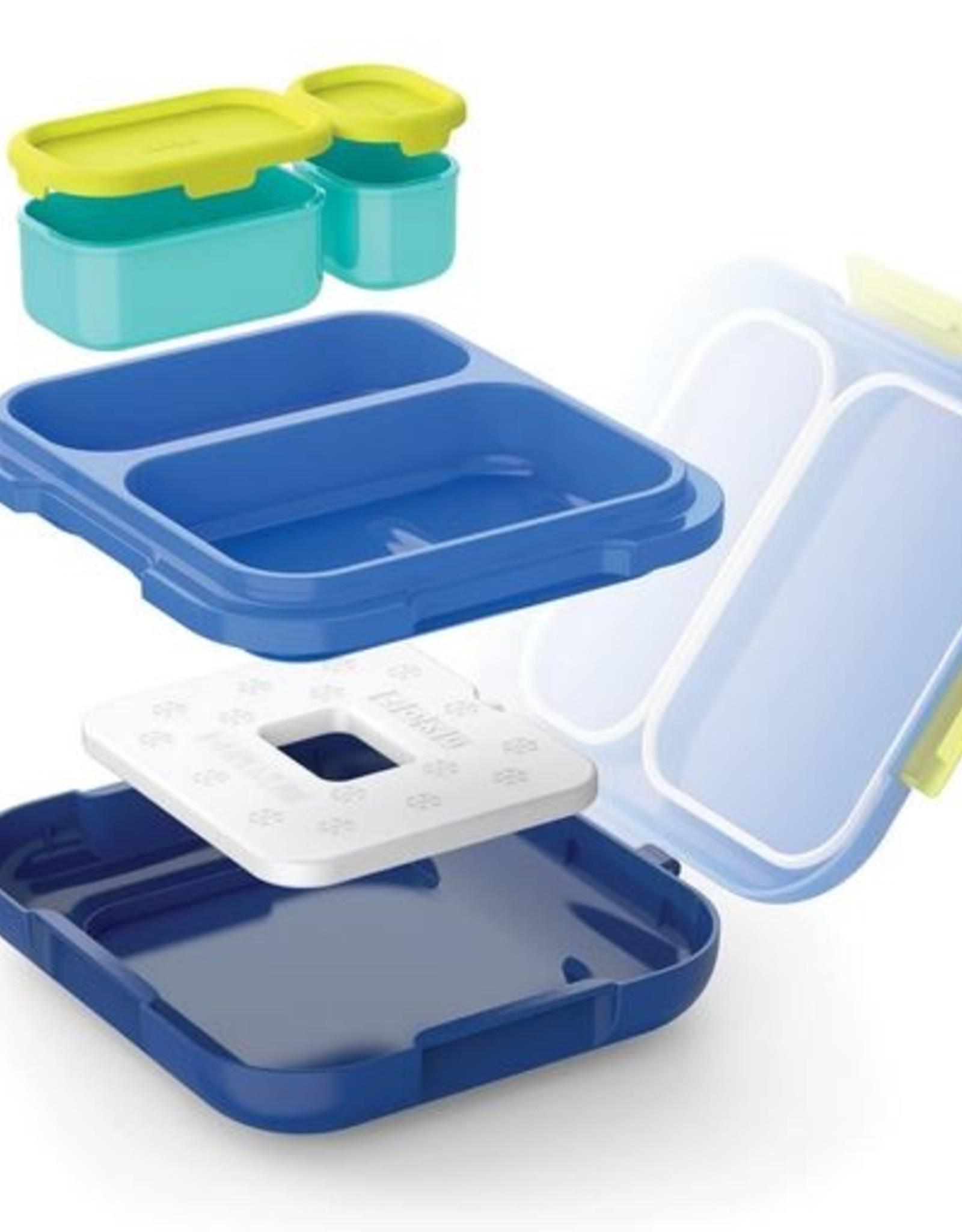 Zoku Neat bento lunchbox - Paars/Roze