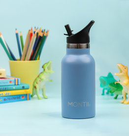 Montii Mini Montii thermische drinkbus - 350 ml slate