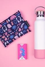 Montii Shopping tassen (set van 3) - Bloom