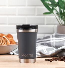 Montii Thermische koffiebeker regular - Grey 350 ml