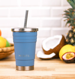 Montii Mini smoothie cup - Slate 275 ml