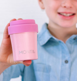 Montii Thermische (koffie)beker mini - Dusty pink 150 ml