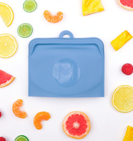 Montii Pack & snack bag - Slate (set van 2)