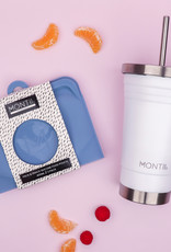Montii Pack & snack bag - Slate (set van 2)