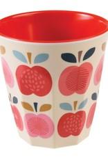 Rex London Melamine cup - Vintage apple