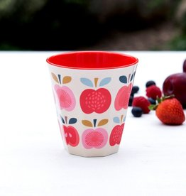Rex London Melamine cup - Vintage apple