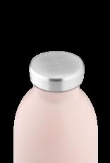 24 bottles Clima bottle - Dusty pink 500 ml
