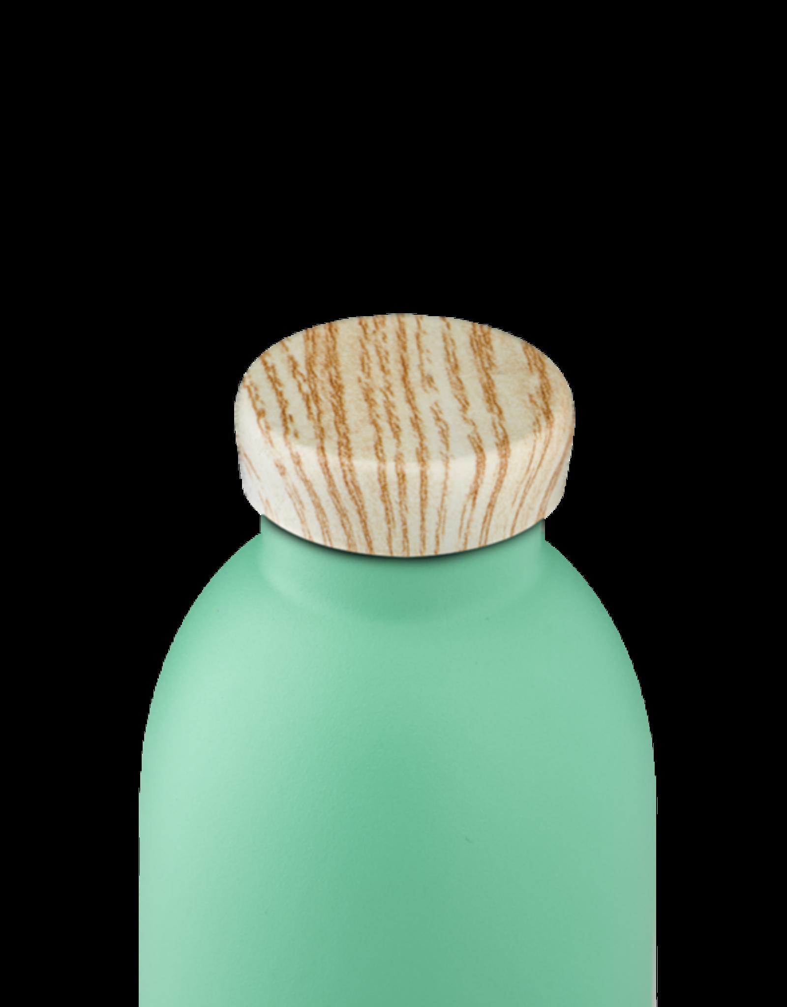 24 bottles Clima bottle - Mint 500 ml