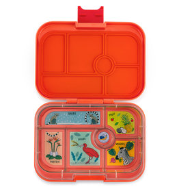 Yumbox Yumbox Original 6-vakken Safari orange