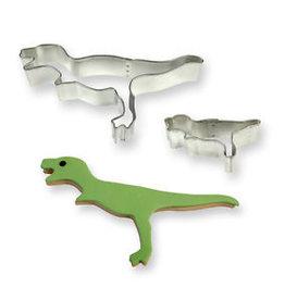 Uitsteker dinosaurus - Set van 2