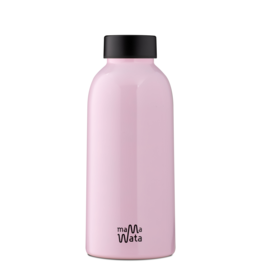 Mama Wata Mama Wata thermische drinkfles 470 ml - Blush