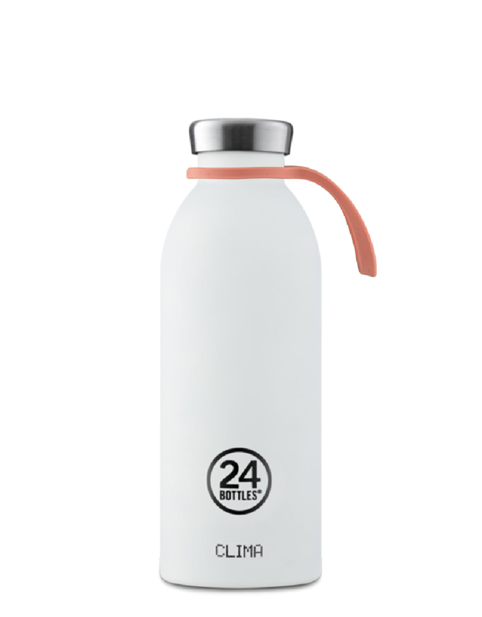 24 bottles Bottle tie - Lichtroze