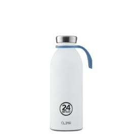 24 bottles Bottle tie - Lichtblauw
