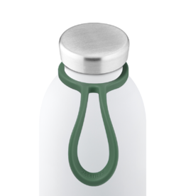 24 bottles Bottle tie - Lichtgroen
