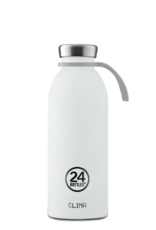 24 bottles Bottle tie - Lichtgrijs