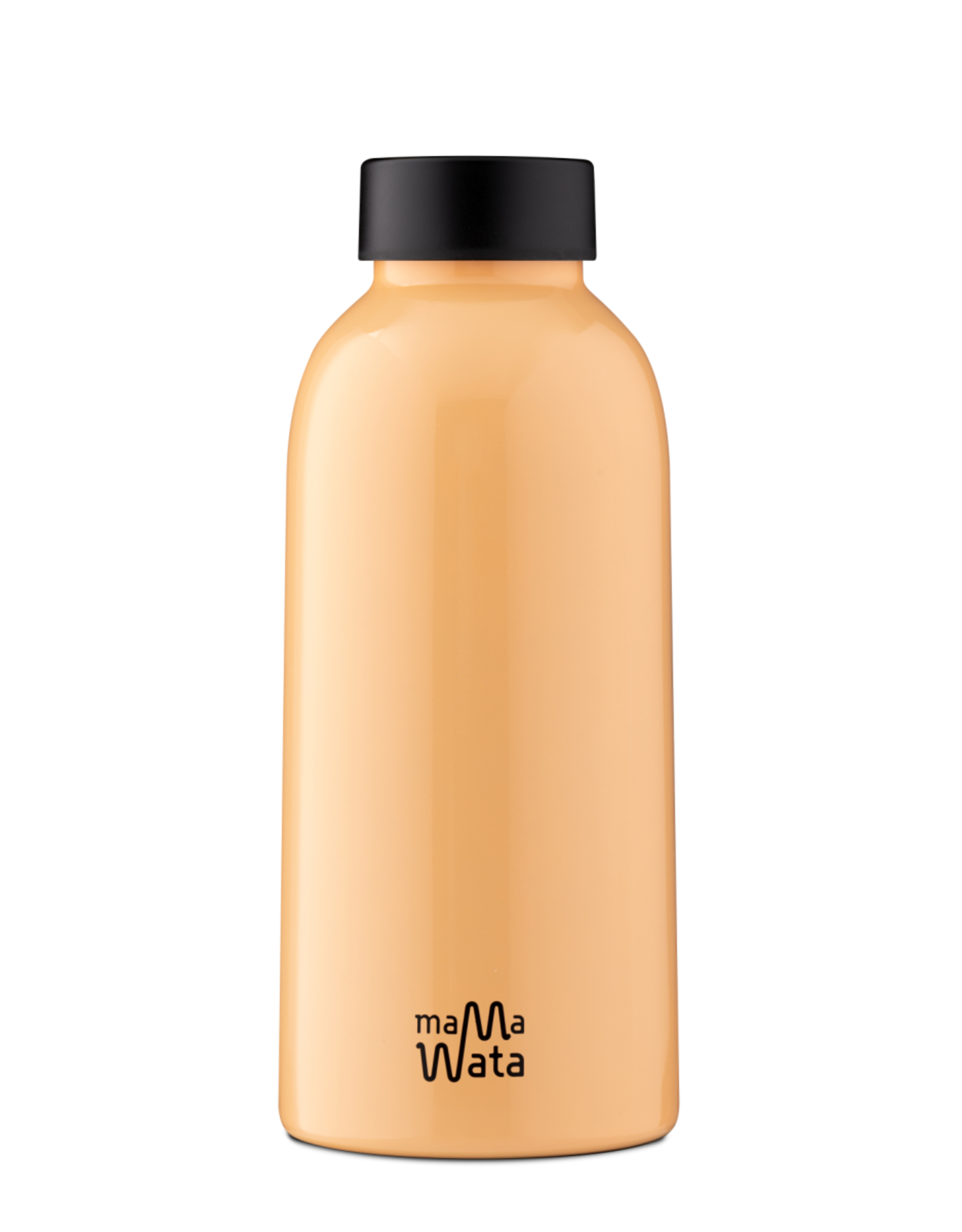 Mama Wata Mama Wata thermische drinkfles 470 ml - Peach