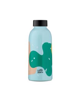 Mama Wata Mama Wata thermische drinkfles 470 ml - Confetti