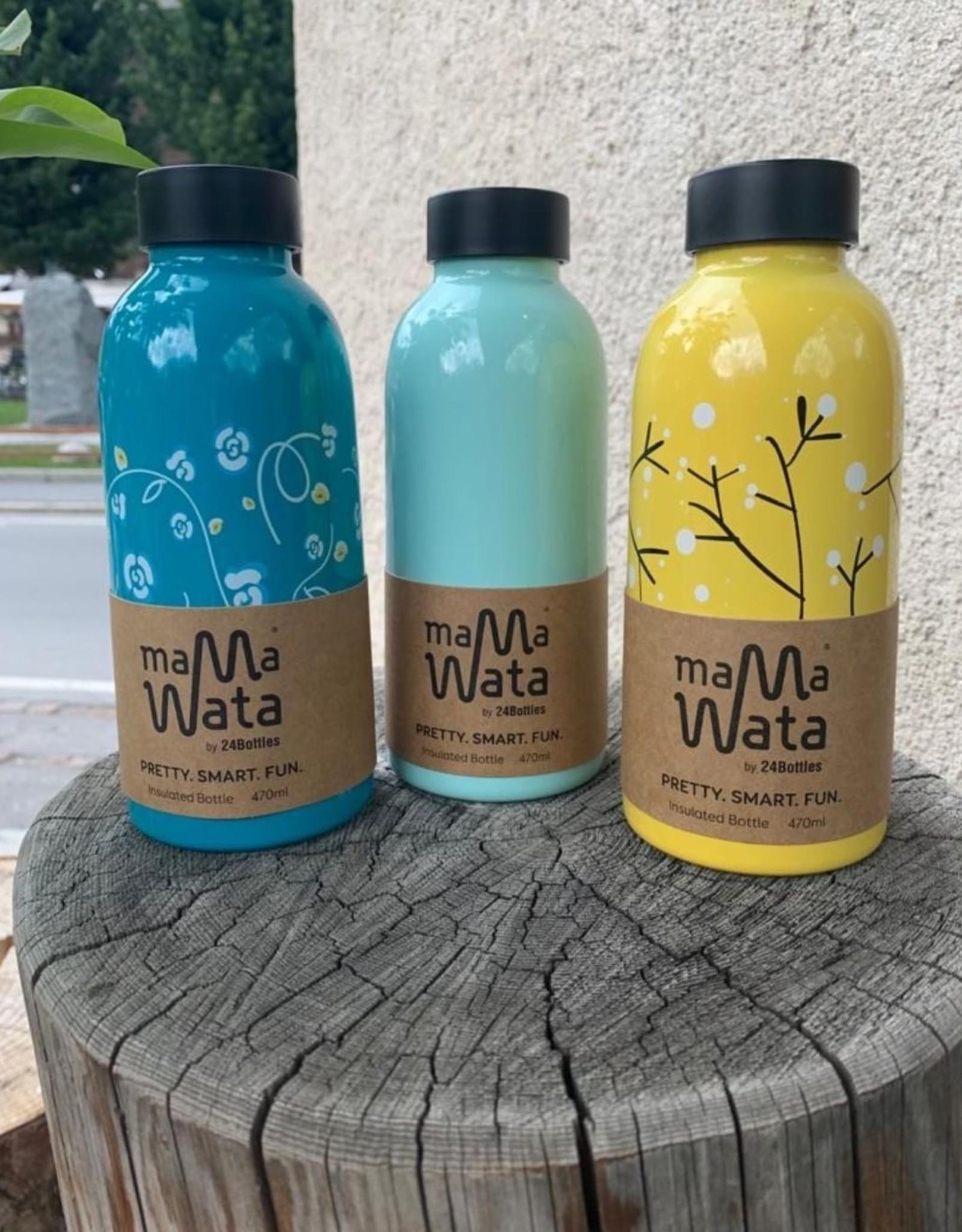 Mama Wata Mama Wata thermische drinkfles 470 ml - Daylight