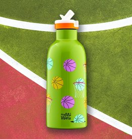 Mama Wata Mama Wata thermische drinkfles + sportdop 470 ml - Basket