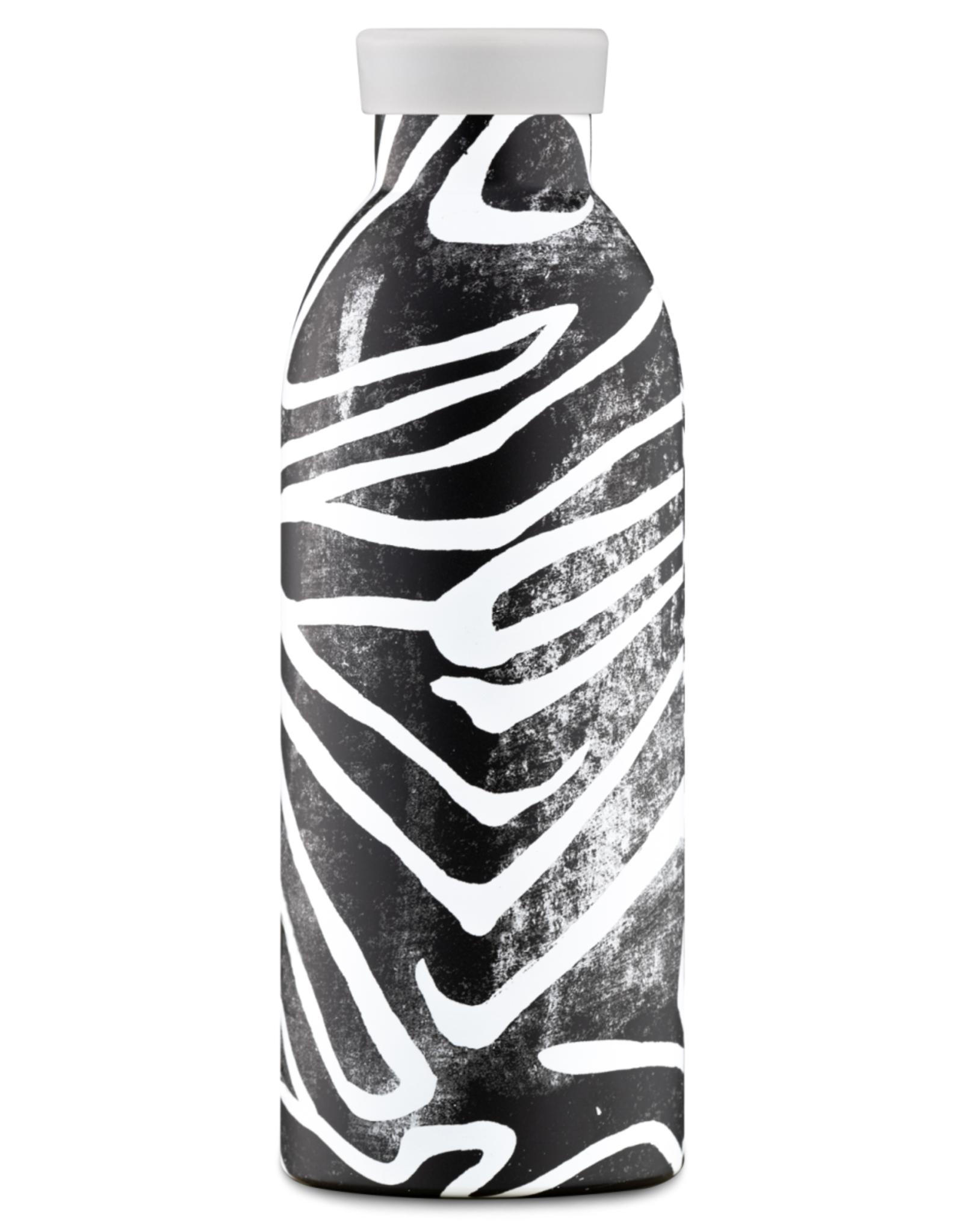24 bottles Clima tea infuser bottle - Motion wave 500 ml