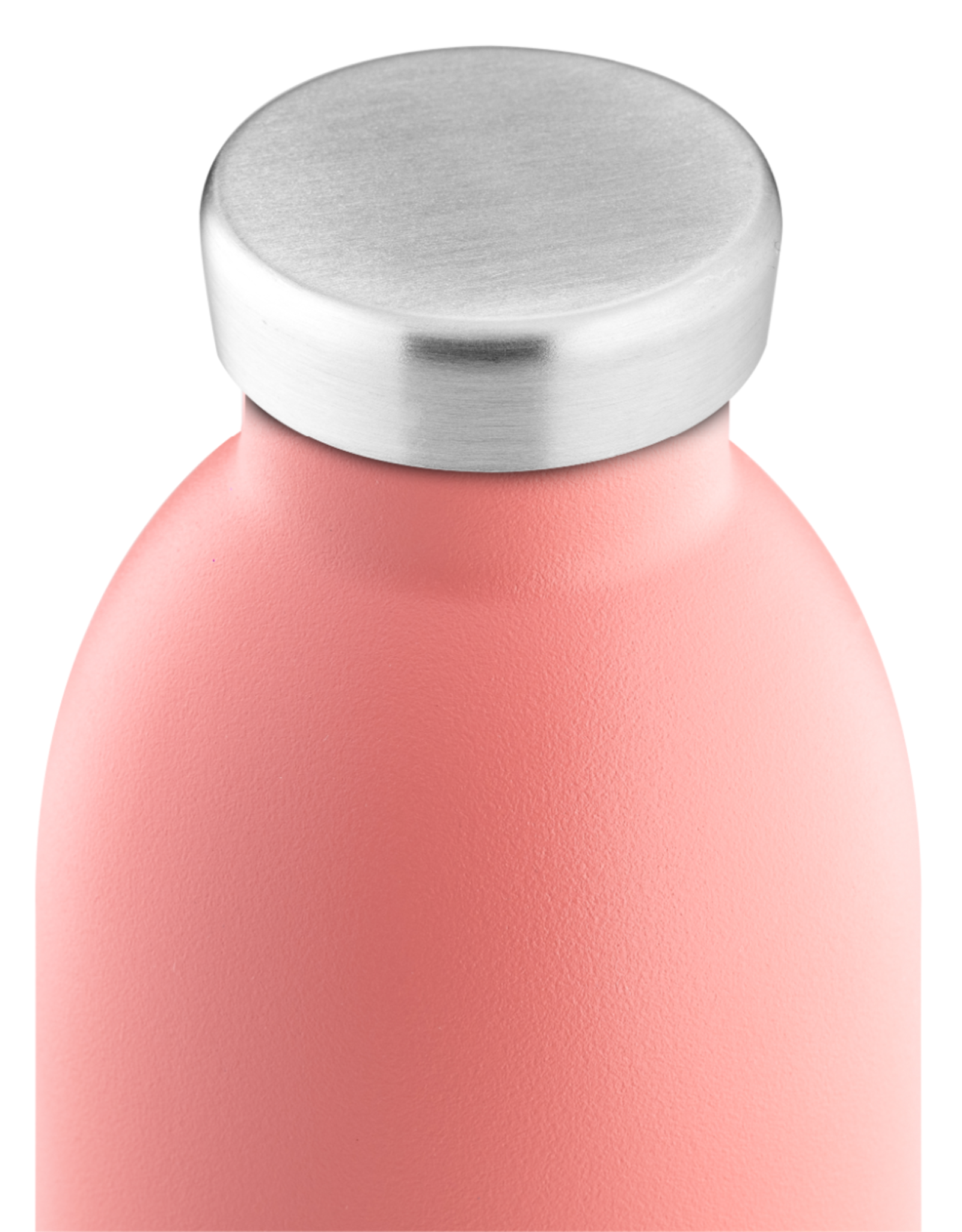 24 bottles Clima bottle - Pink blush 500 ml