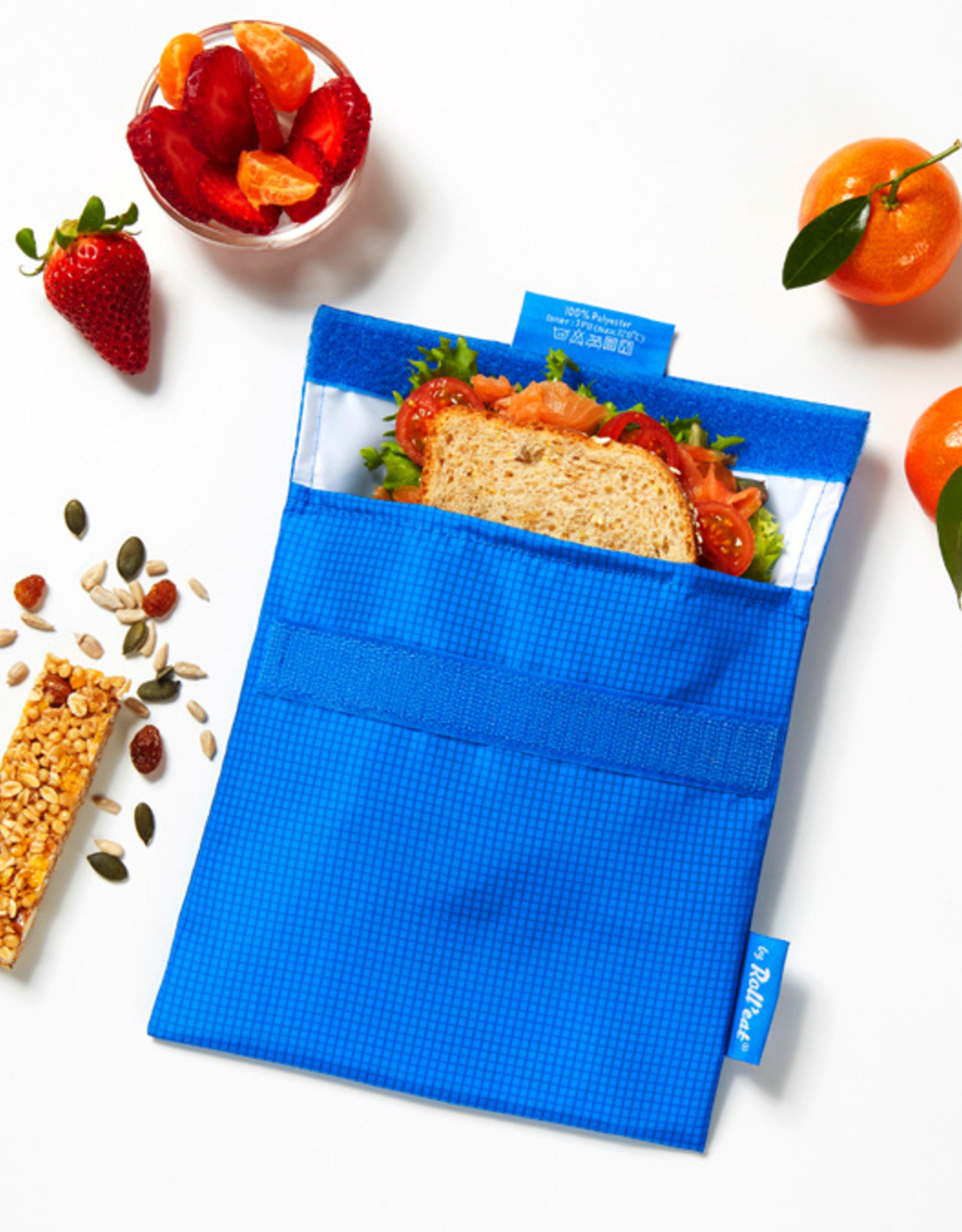 Roll'Eat Snack'n'Go - Active blue