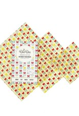 BeeBee & Leaf BeeBee wrap (set van 3) - Tulip