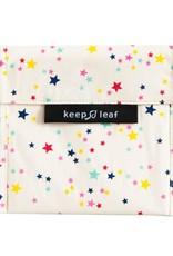 Keep Leaf Snack-/boterham zakje - Stars