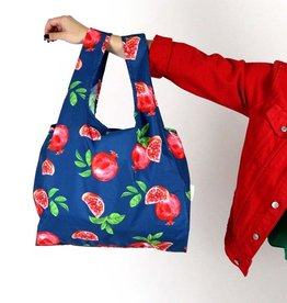 Kind Bag Herbruikbare shopping tas - Pomegranate