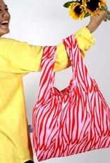 Kind Bag Herbruikbare shopping tas - Zebra
