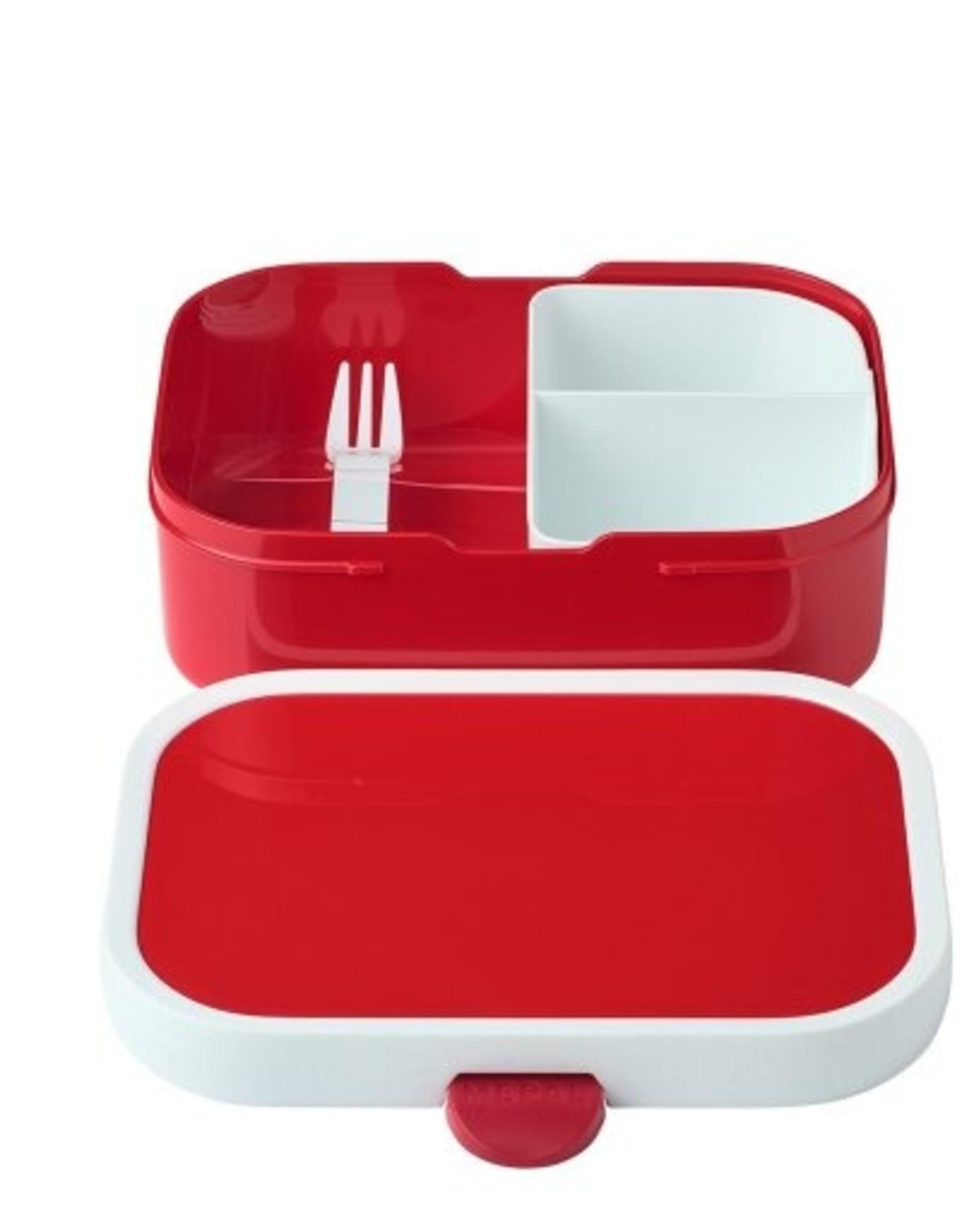 Mepal Lunchbox met vakjes Campus - Red