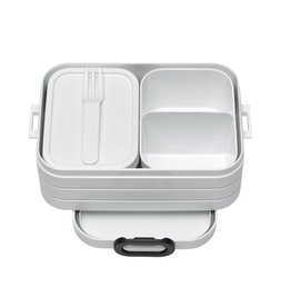 Mepal Bento lunchbox take a break midi - Wit