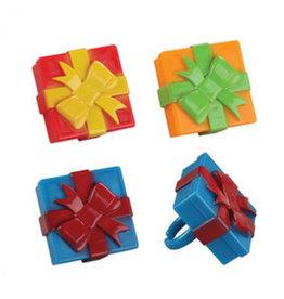 Cadeautjes ringen - 3 stuks