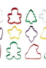 Wilton Uitstekers Kerst - Set van 12