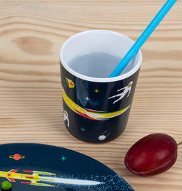 Rex London Melamine cup - Space age