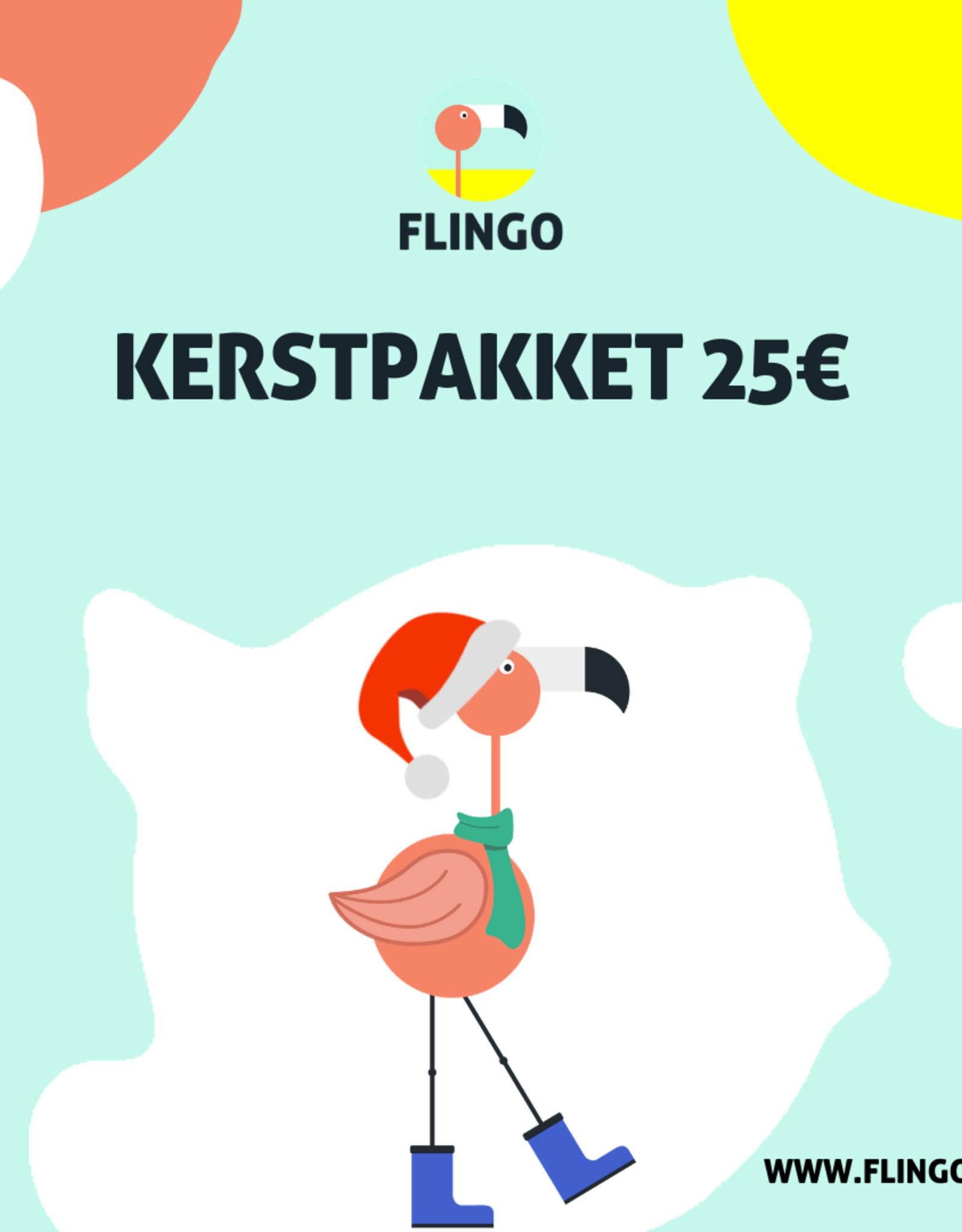 FLINGO Kerstpakket - 25€