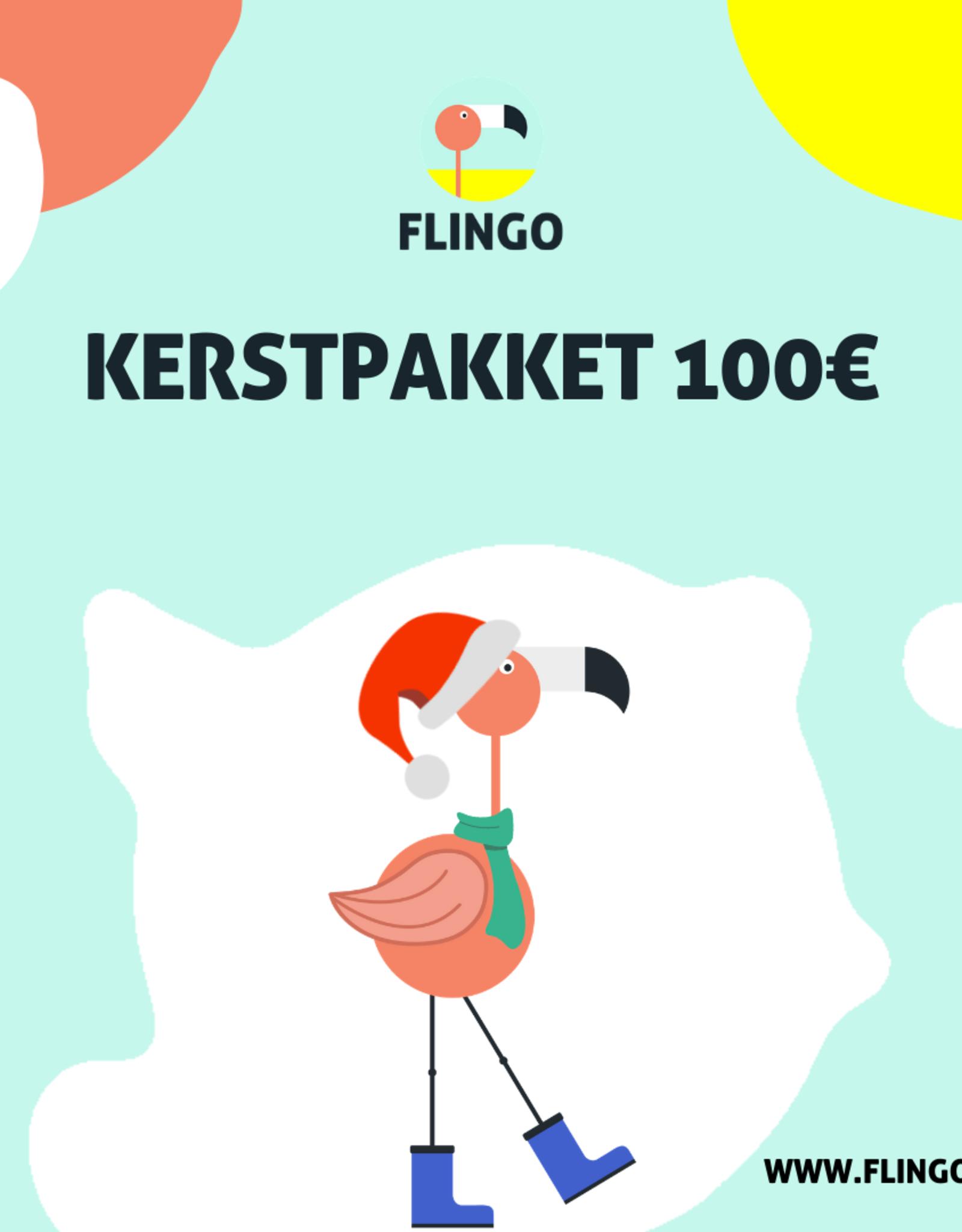 FLINGO Kerstpakket - 100€