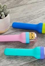 Zoku Kinderbestekset in houder - Turquoise
