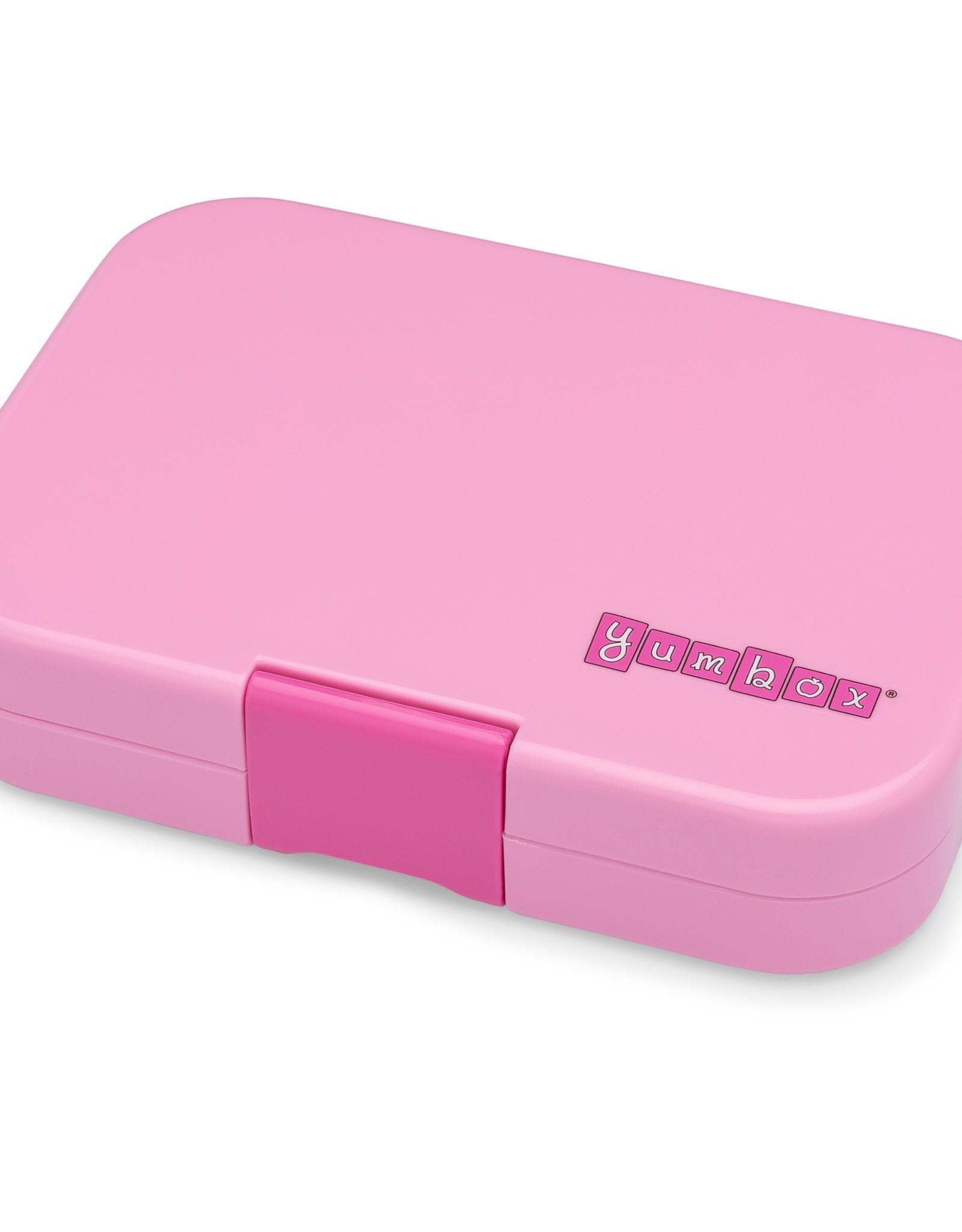 Yumbox PRE-ORDER Yumbox Panino 4-vakken Power Pink