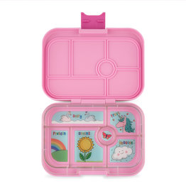 Yumbox Yumbox Original 6-vakken Power Pink