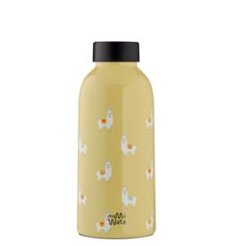 Mama Wata Mama Wata thermische drinkfles 470 ml - Lama