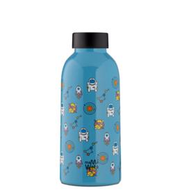 Mama Wata Mama Wata thermische drinkfles 470 ml - Space
