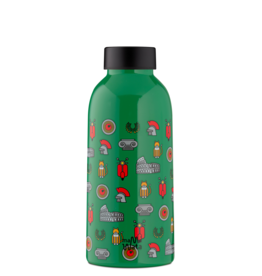 Mama Wata Mama Wata thermische drinkfles 470 ml - Rome