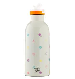 Mama Wata Mama Wata thermische drinkfles + sportdop 470 ml - Team