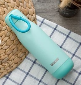 Zoku RVS thermische drinkfles - Aqua