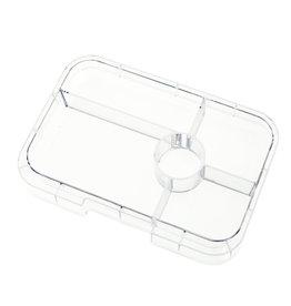 Yumbox Yumbox Tapas 5-vakken tray Transparant